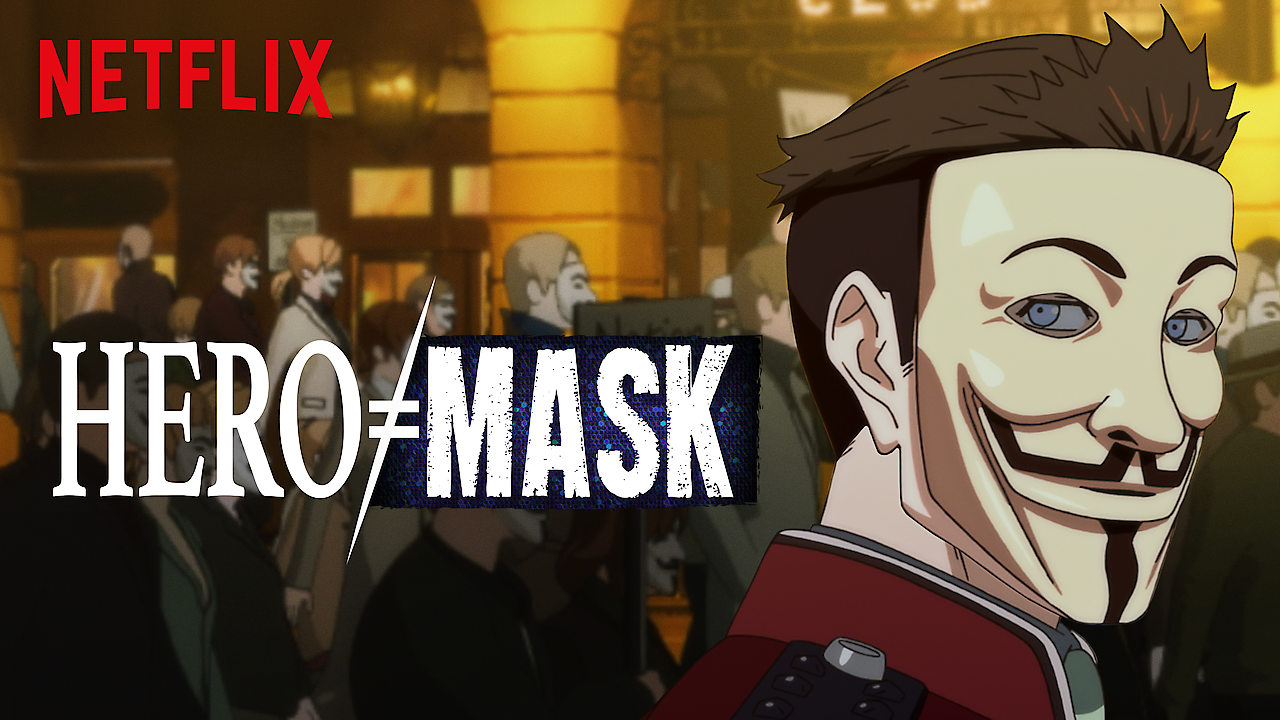 Hero Mask Temporada 1 1080p Español Latino Castellano Ingles