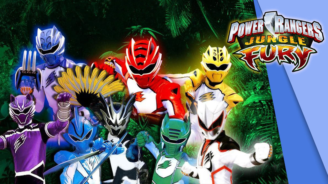 Power Rangers Furial Animal