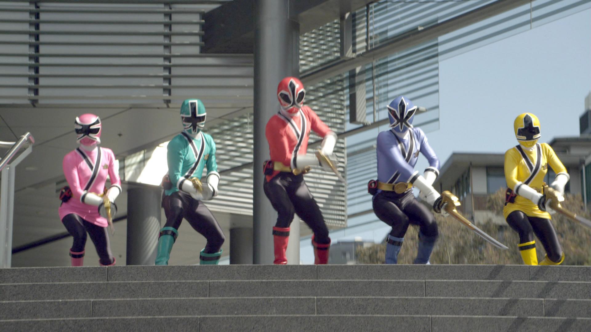 Power Rangers Samurai  | 720p | Lat | 23/23 PRSE01
