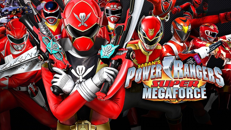 [WEB-x264] - Power Rangers Super Megaforce (Lat/Eng) + Sub (Lat/Eng) 720p [20/20]