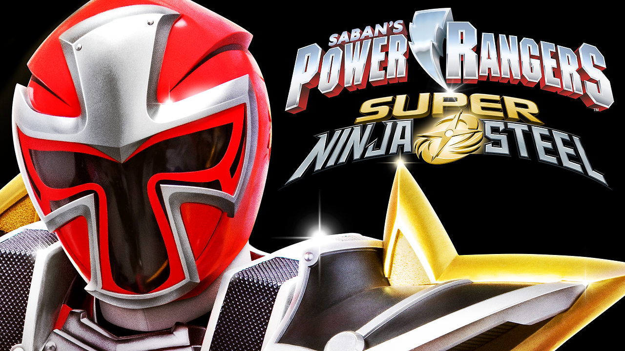 Power Rangers Super Ninja Steel 1080p Español Latino Castellano Ingles