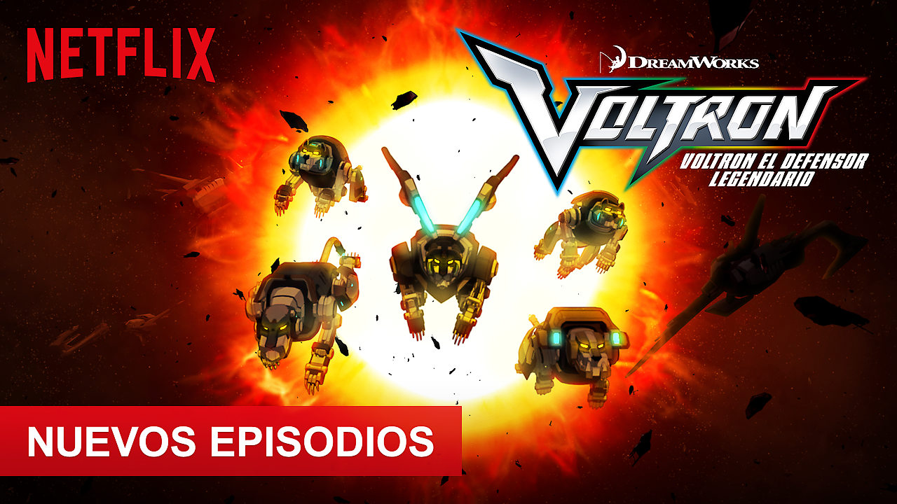 [WEB-x264] - Voltron: El Defensor Legendario Temporada 8 (Lat/Ing) + Sub (Lat/Ing) 1080p [13/13] V_5